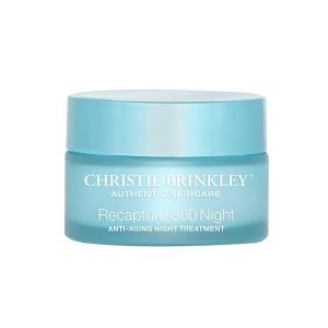 Christie Brinkley Skincare Recapture 360 Night Anti-Aging Night Treatment