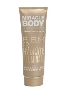 Miracle Body Transformer Tinted Beauty Balm