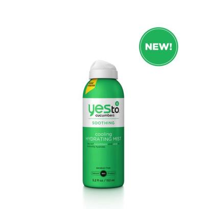 Yes To Cucumbers Cooling Hydrating Mist