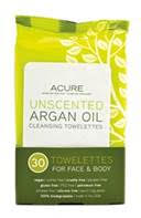 ACURE Argan Oil Cleansing Towelettes