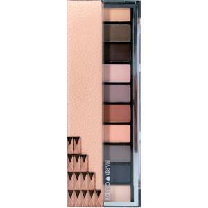 Hard Candy Top Ten Eye Shadow Palette in Birthday Suit