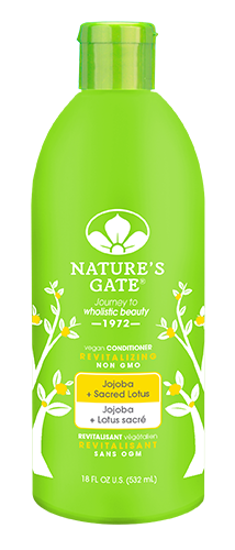 Nature's Gate Jojoba + Sacred Lotus Revitalizing Conditioner
