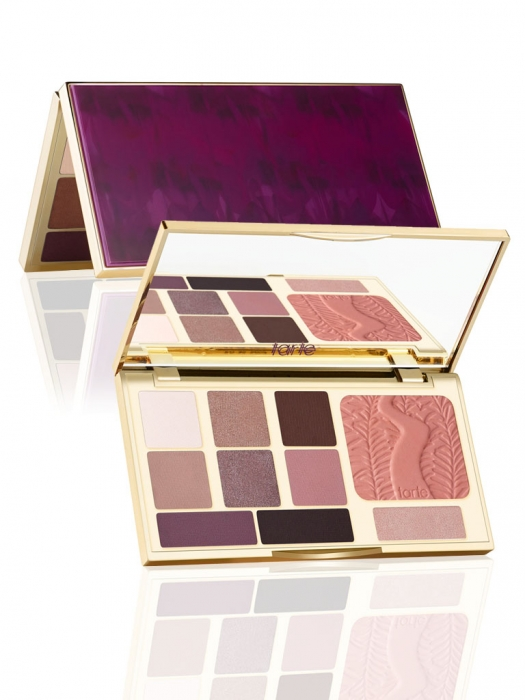 tarte limited-edition energy noir clay palette