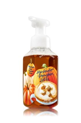 Bath and Body Works Marshmallow Pumpkin Latte Hand Soap