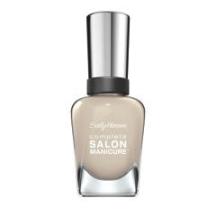 Complete Salon Manicure in Winter Sky