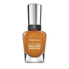 Complete Salon Manicure in Yummy Yam