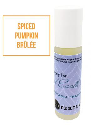 Good Earth Beauty Spiced Pumpkin Brulee Perfume