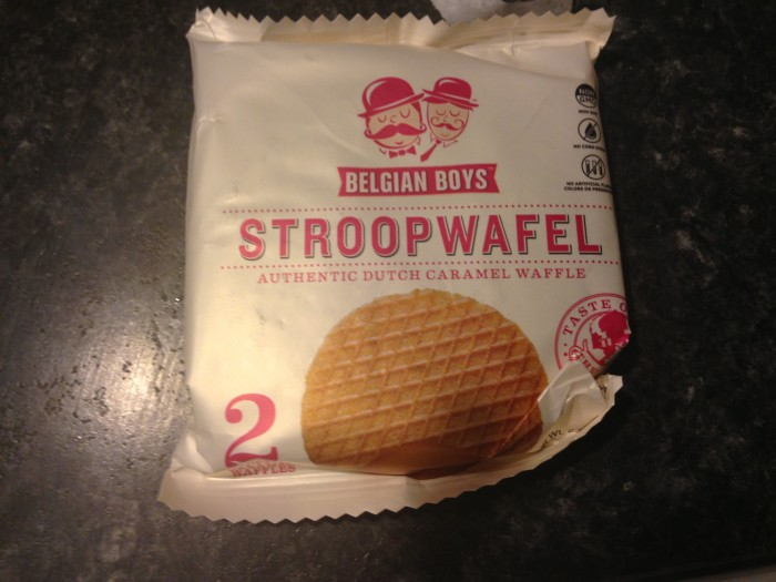 Belgian Boys All Natural Stroopwafel