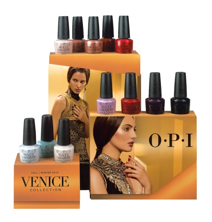 OPI Venice Collection Fall 2015