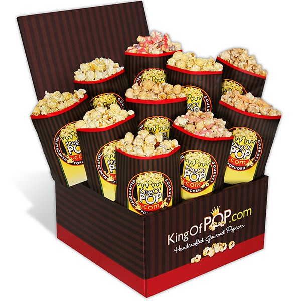 Thanksgiving Popcorn Feast