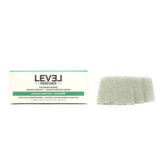 Level Naturals Lavender + Chamomile Bath Bomb 6 Pack