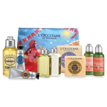L'Occitane Luxury Travel Set