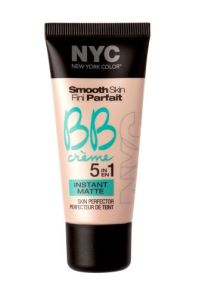 NYC Smooth Skin BB Crème Instant Matte
