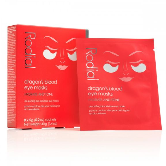 Rodial Dragon's Blood Eye Masks Pack of 8 Sets of Two