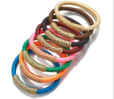 Scunci 2-in-1 Luxe Ponytailer Bracelet