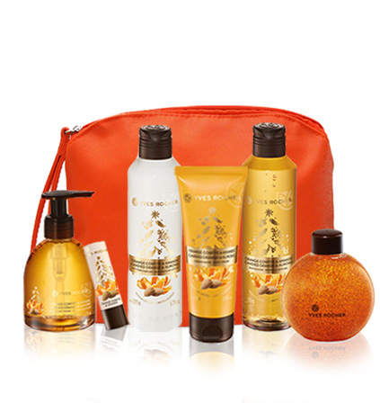 Candied Orange & Almond Holiday Collection
