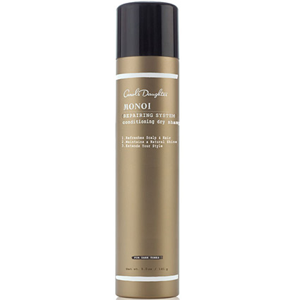 Carol's Daughter Monoi Conditioning Dry Shampoo For Dark Tones