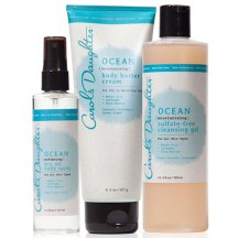 Carol's Daughter Ocean Moisturizing Trio