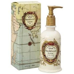 Caswell-Massey Sandalwood Body Lotion