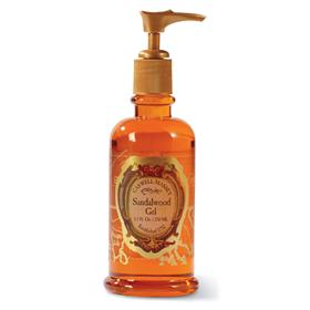 Caswell-Massey Sandalwood Foaming Bath Gel