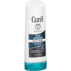 Curel Itch Defense Body Wash