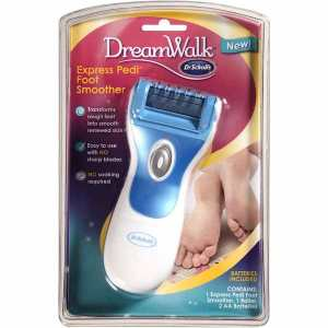 Dr. Scholl's DreamWalk Express Pedi Foot Smoother