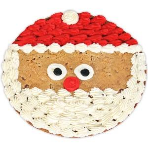 GourmetGiftBaskets.com Santa Cookie Cake