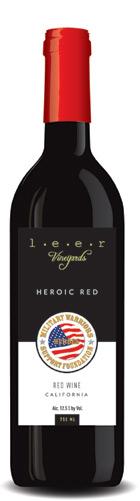 Leer Vineyards Heroic Red