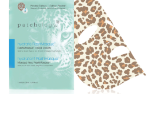 Patchology FlashMasque in Leopard Print