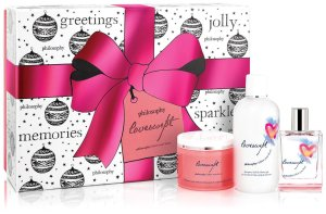 Philosophy loveswept holiday collection