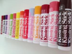 Tinte Cosmetics Kissing Sticks