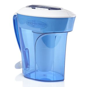 ZeroWater Ready-Pour Water Filtration Pitcher