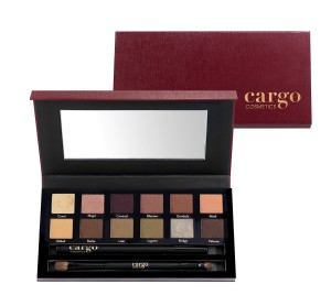 Cargo Cosmetics Venice Enchantment Eye Shadow Palette