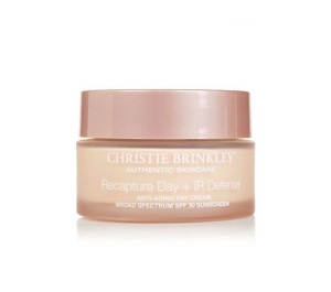Christie Brinkley Authentic Skincare Recapture Day + IR Defense