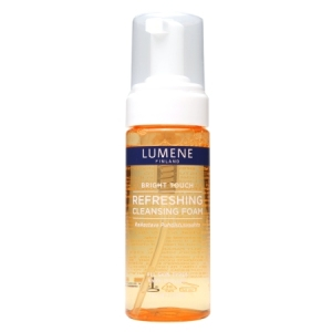 Lumene's Bright Touch Refreshing Cleansing Foam