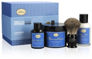 The Art of Shaving Lavender Full Size Kit with Pure Shaving Brush
