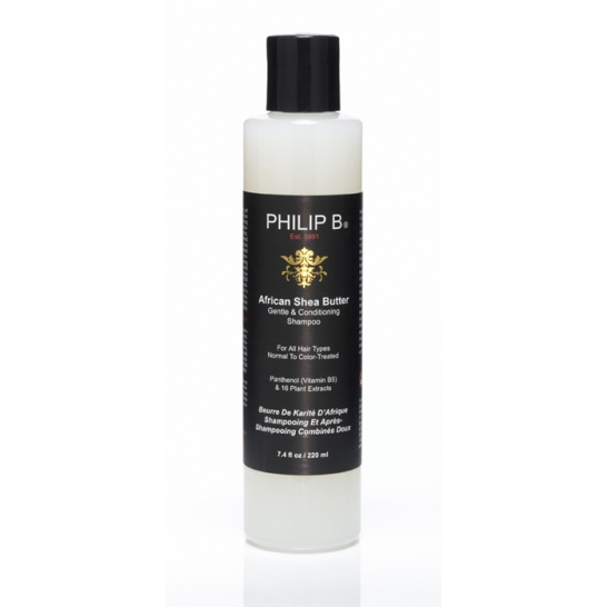 Philip B. African Shea Butter Gentle & Conditioning Shampoo