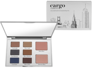 Cargo Cosmetics' Eye Contour in Warmer Bases