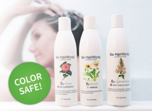 Be HairWorks Set