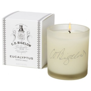 C.O. Bigelow Eucalyptus Candle