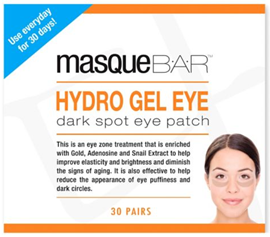 Masque Bar Hydro Gel Eye Dark Spot Eye Patches