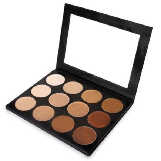 Mehron Celebre Pro-HD Cream Contour and Highlight Palette