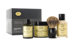 The 4 Elements of The Perfect Shave Full Size Kit