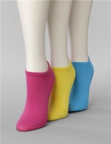 Ahh, said the foot Sport Microfiber No Show Socks