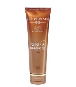 Hampton Sun's Sunless Tanning Gel