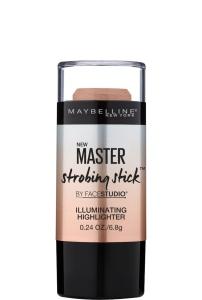 Maybelline Contouring Face Studio Master Strobe Medium Nude Glow