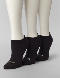 Soft & Breathable Cushioned No Show Socks