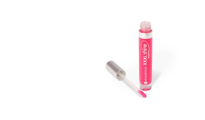XXXL Shine Lipgloss in Popping Pink