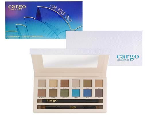 CARGO The Land Down Under Eye Shadow Palette