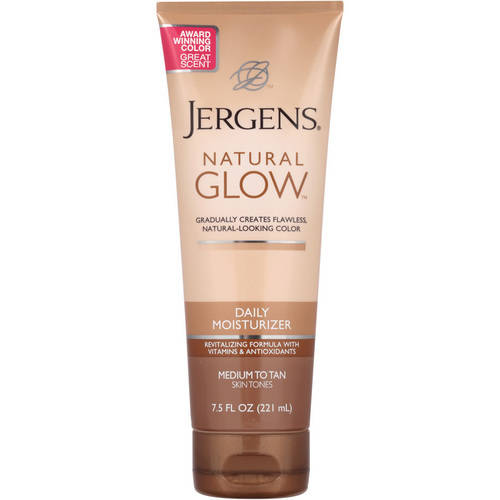 Jergens Natural Glow Daily Moisturizer